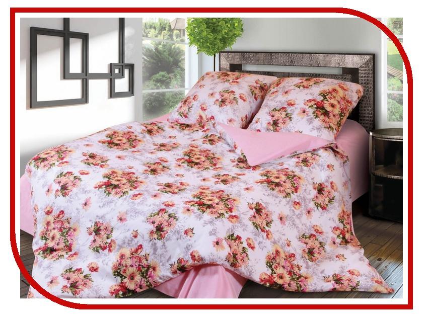 Постельное белье Грация 4676-1 Комплект 1.5 спальный Фланель 2302777 постельное белье эго комплект 1 5 спальный полисатин