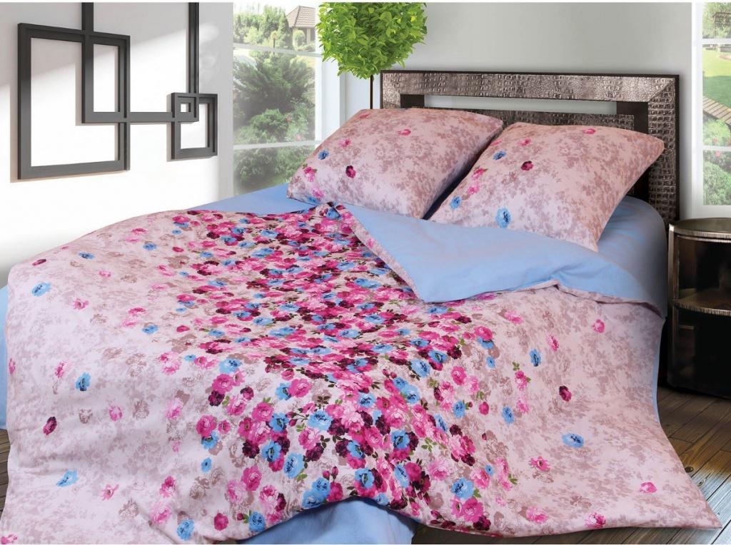 Постельное белье Грация 5013-1 Комплект 1.5 спальный Фланель 2302778