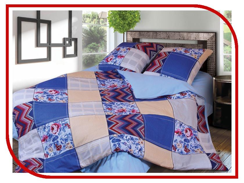 Постельное белье Грация 5571-1 Комплект 1.5 спальный Фланель 2302780 постельное белье эго комплект 1 5 спальный полисатин