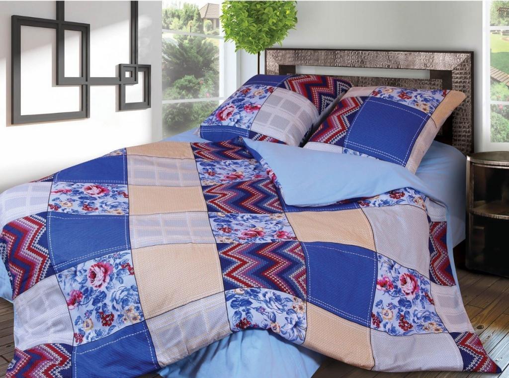 Постельное белье Грация 5571-1 Комплект 1.5 спальный Фланель 2302780