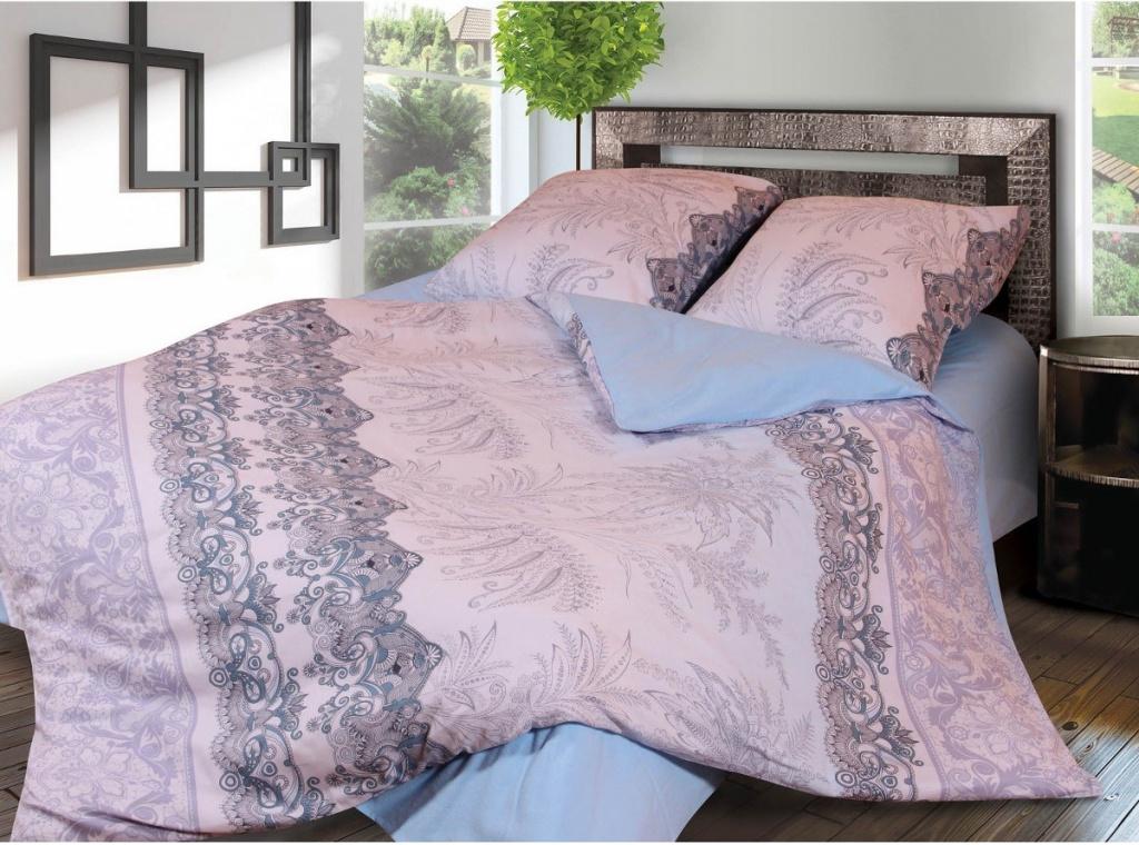 Постельное белье Грация 5634-1 Комплект 1.5 спальный Фланель 2302781