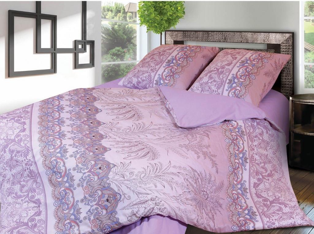 Постельное белье Грация 5634-2 Комплект 1.5 спальный Фланель 2302795