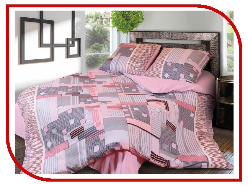 Постельное белье Грация 5721-1 Комплект 1.5 спальный Фланель 2302796 постельное белье эго комплект 1 5 спальный полисатин
