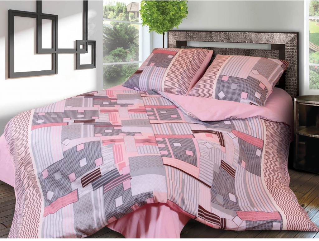 Постельное белье Грация 5721-1 Комплект 1.5 спальный Фланель 2302796