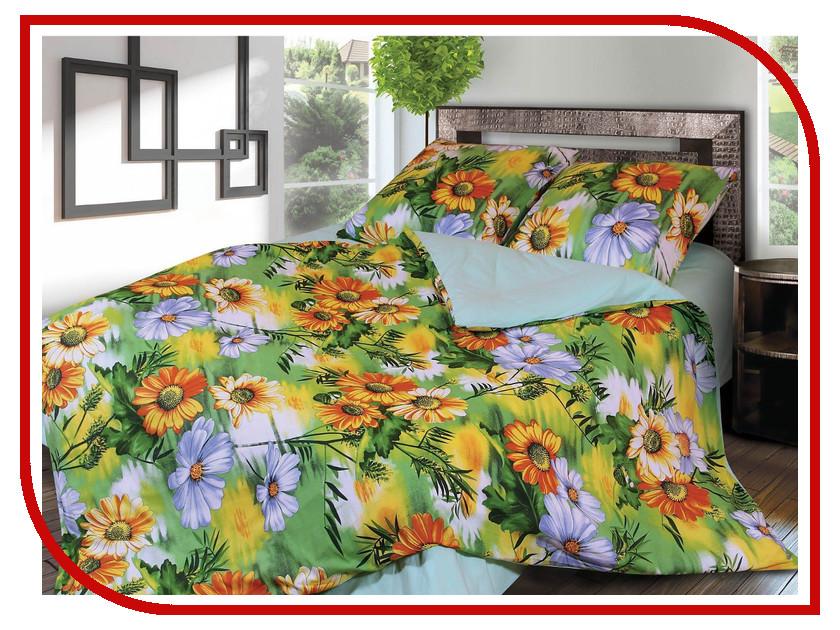 Постельное белье Грация 3945-1 Комплект 2 спальный Фланель 2302814 постельное белье эго комплект 1 5 спальный полисатин