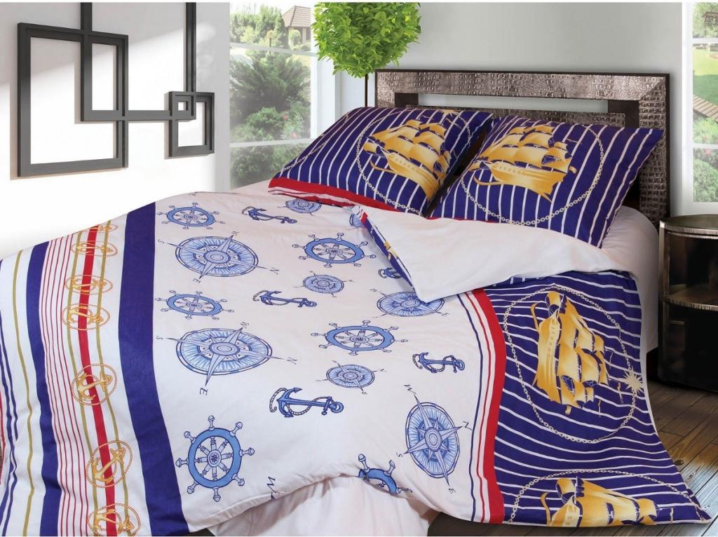 Постельное белье Грация 4064-1 Комплект 2 спальный Фланель 2302828