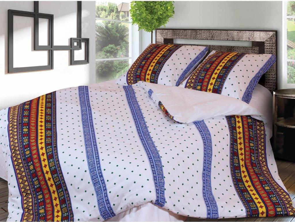 Постельное белье Грация 4072-3 Комплект 2 спальный Фланель 2302821