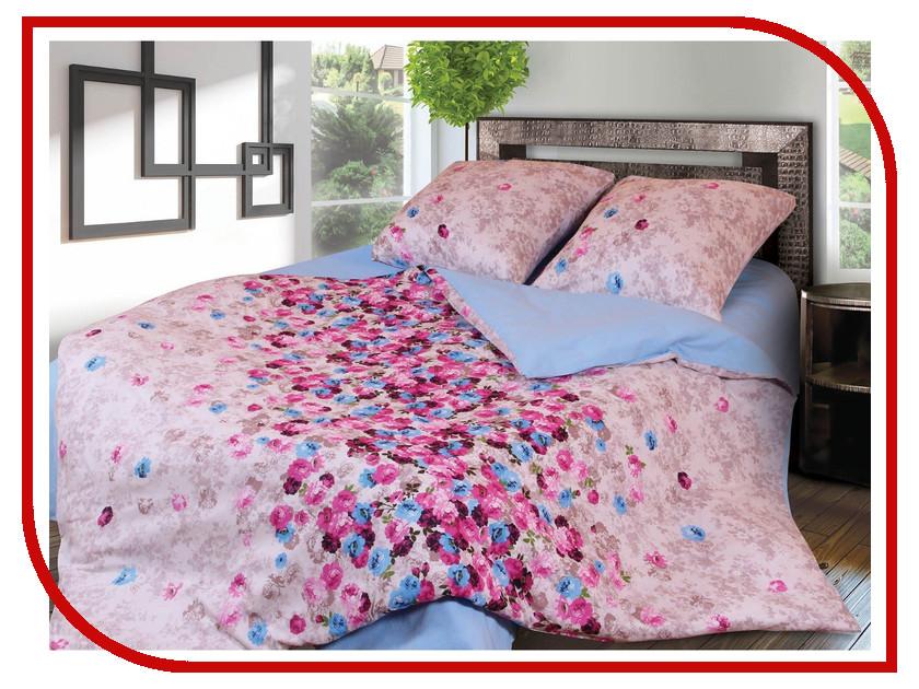 Постельное белье Грация 5013-1 Комплект 2 спальный Фланель 2302807 постельное белье эго комплект 1 5 спальный полисатин