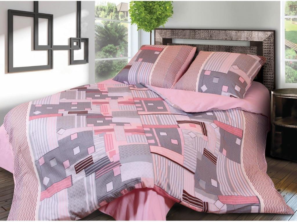 Постельное белье Грация 5721-1 Комплект 2 спальный Фланель 2302825