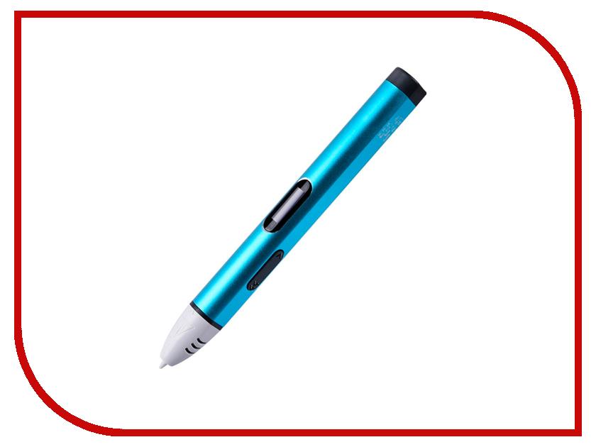 3D ручка Cactus CS-3D-PEN-G-SKYBL dewang factory 3d printer pen 3d printing pen kids drawing pen abs filament 100 200 meters 3d pen send from russia