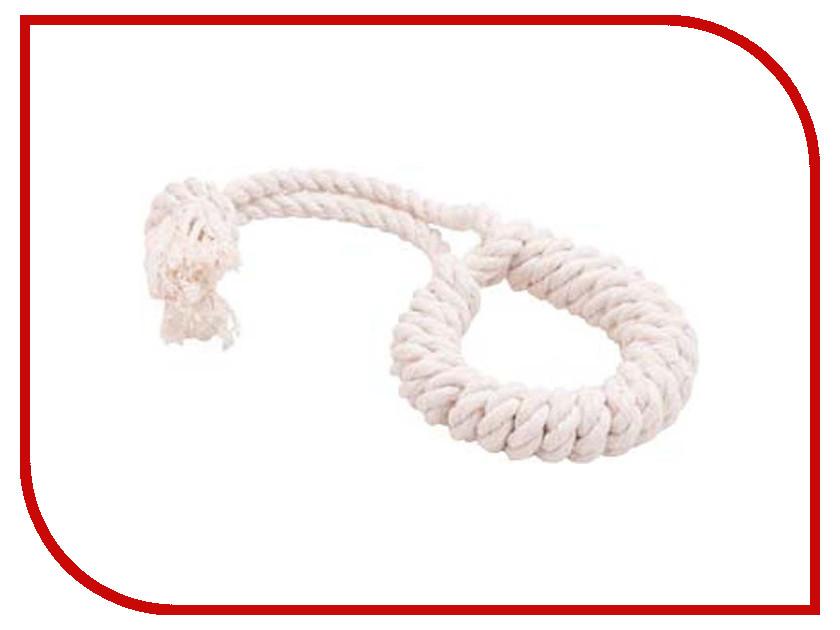 Кольцо канатное Doglike Малое White