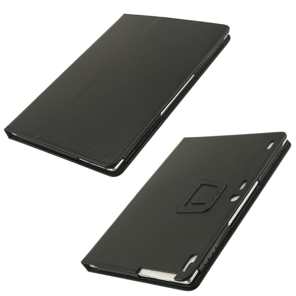 Аксессуар Чехол IT Baggage для Lenovo Tab 4 10.0 TB-X704L Plus Black ITLNT4107-1