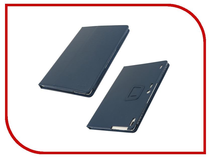 Аксессуар Чехол Lenovo Tab 4 10.0 TB-X704L Plus IT Baggage Blue ITLNT4107-4 чехол для asus zenpad z580c z580ca it baggage эко кожа черный