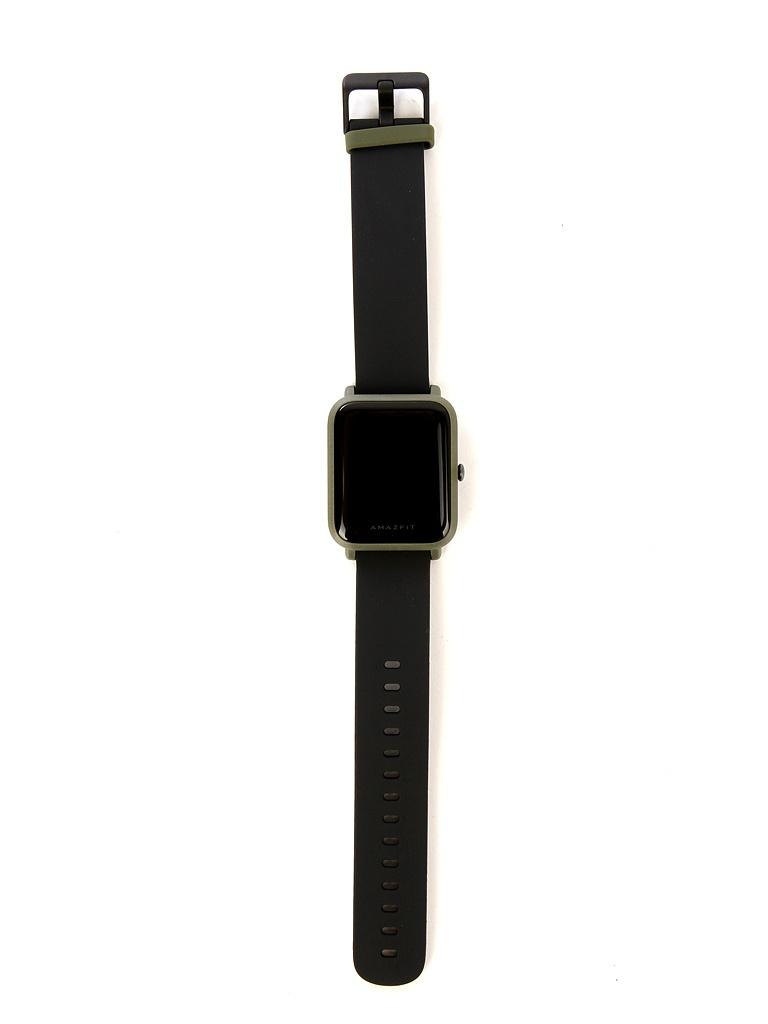Умные часы Xiaomi Huami Amazfit Bip Green / Kokoda Green умные часы xiaomi huami amazfit bip orange cinnabar red