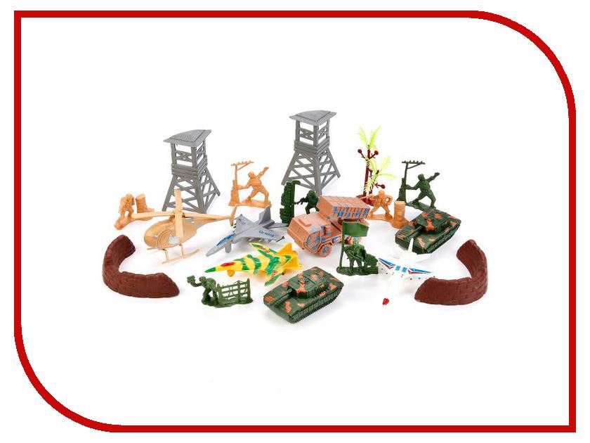 Игра Играем вместе Набор солдатиков B1352381-R игра играем вместе набор полицейского b404508 r