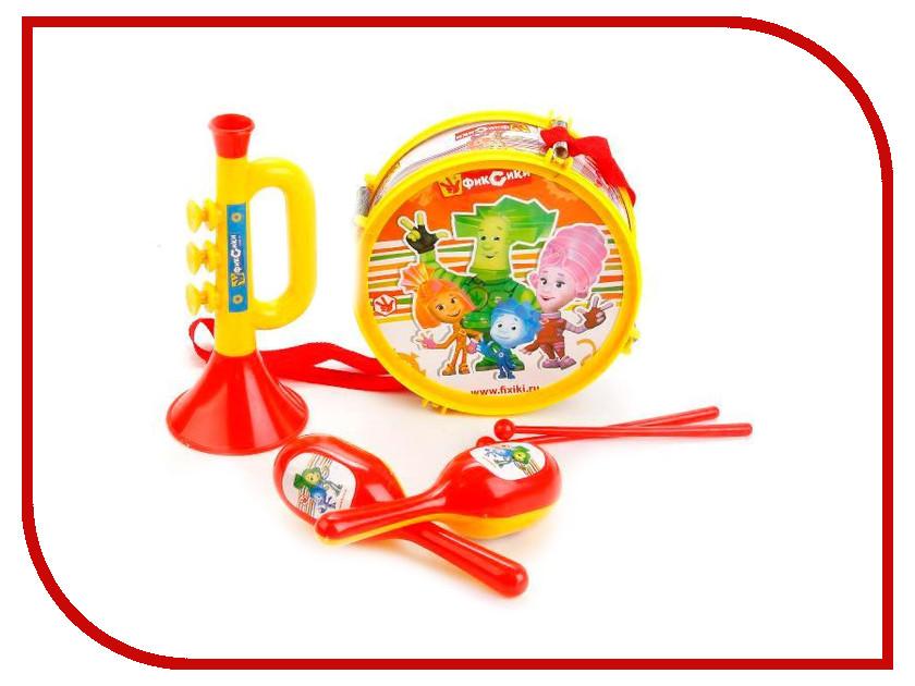 Детский музыкальный инструмент Играем вместе Набор Фиксики B678624-R