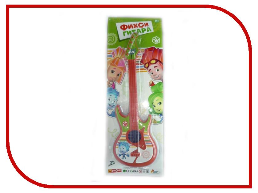 Детский музыкальный инструмент Играем вместе Гитара Фиксики B483955-R