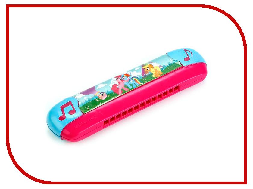 Детский музыкальный инструмент Играем вместе Губная гармошка My Little Pony B323587-R4
