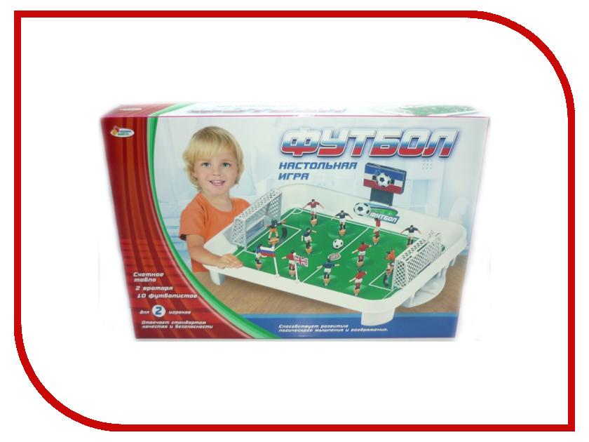 Настольная игра Играем вместе Футбол B42670-R настольная игра tehnok футбол чемпион