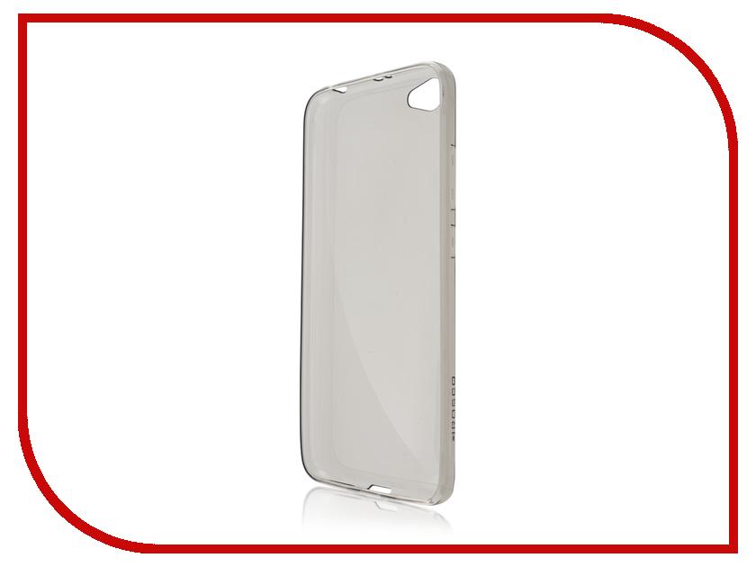 Аксессуар Чехол Xiaomi Redmi Note 5A 2GB+16GB BROSCO Silicone Black XM-RN5A-TPU-BLACK аксессуар чехол xiaomi redmi note 4 brosco transparent xm rn4 tpu transparent