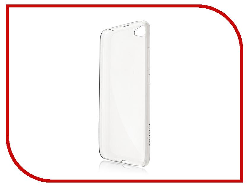 Аксессуар Чехол Xiaomi Redmi Note 5A 2GB+16GB BROSCO Silicone Transparent XM-RN5A-TPU-TRANSPARENT аксессуар чехол xiaomi redmi note 4 brosco transparent xm rn4 tpu transparent
