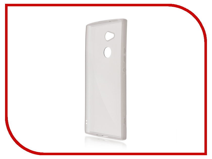 Аксессуар Чехол для Sony Xperia XA2 Ultra BROSCO Silicone Black XA2U-NEWTPU-BLACK
