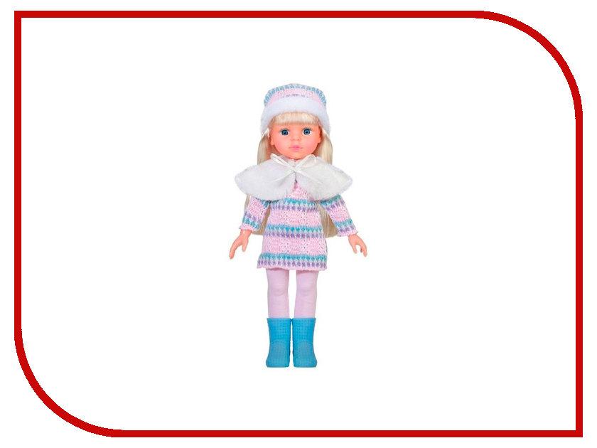 Кукла Карапуз WINTER-100-RU карапуз кукла рапунцель со светящимся амулетом 37 см со звуком принцессы дисней карапуз