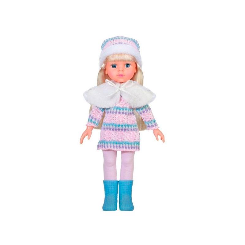 Кукла Карапуз WINTER-100-RU кукла карапуз poli 03 b ru