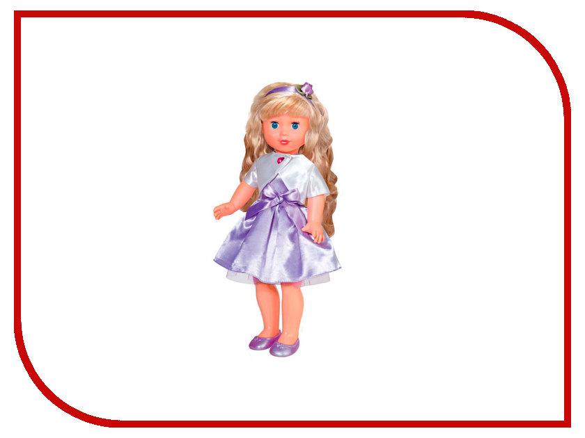 Кукла Карапуз POLI-05-A-RU карапуз кукла рапунцель со светящимся амулетом 37 см со звуком принцессы дисней карапуз
