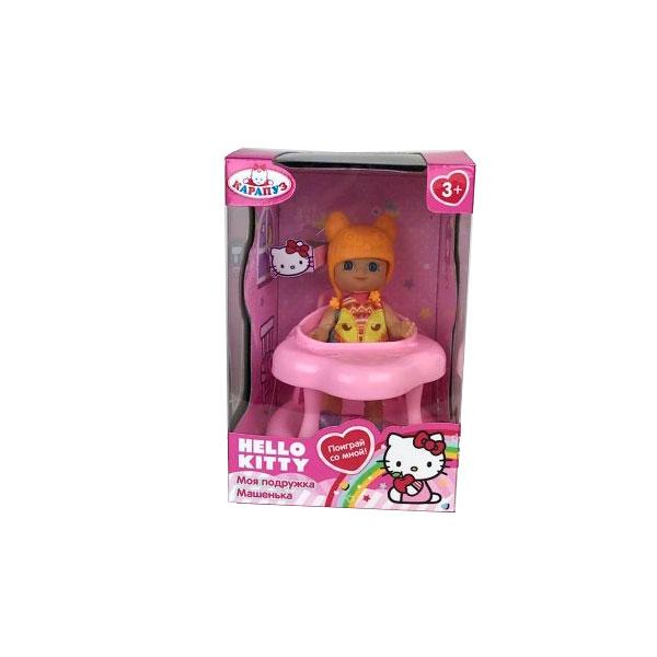Кукла Карапуз Hello Kitty YL1701U-RU-HK кукла карапуз poli 03 b ru