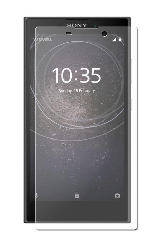 все цены на Аксессуар Защитное стекло Brosco для Sony Xperia L2 0.3mm L2-SP-GLASS онлайн