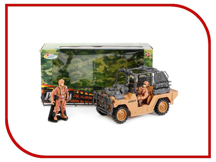 Игрушка Играем вместе Набор военная техника 7037-R игрушка играем вместе мстители 352 r