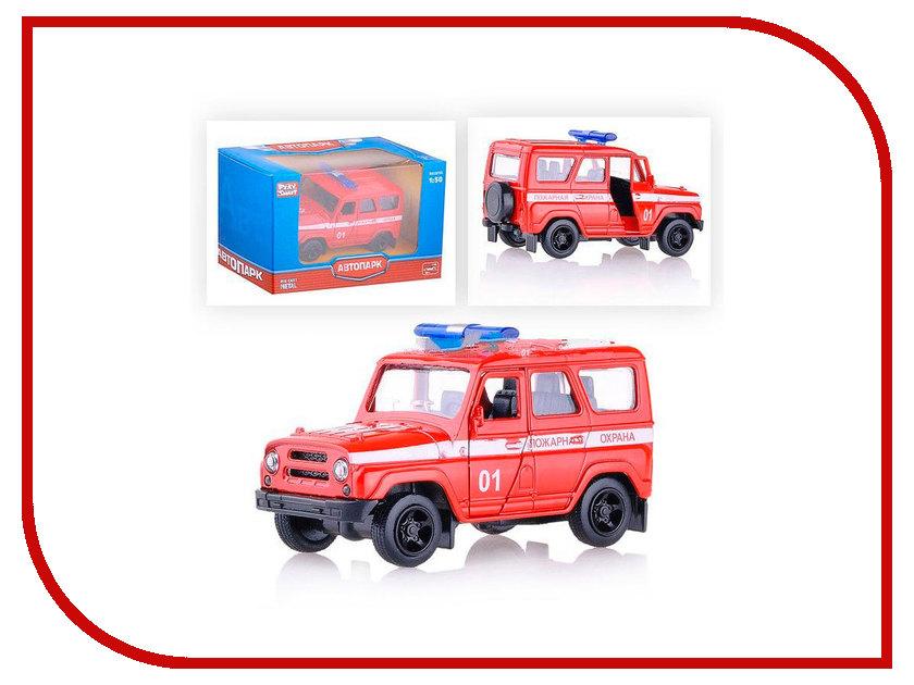 Машина Play Smart Пожарная 6401D X600-H09017 автомат play smart снайпер р41399