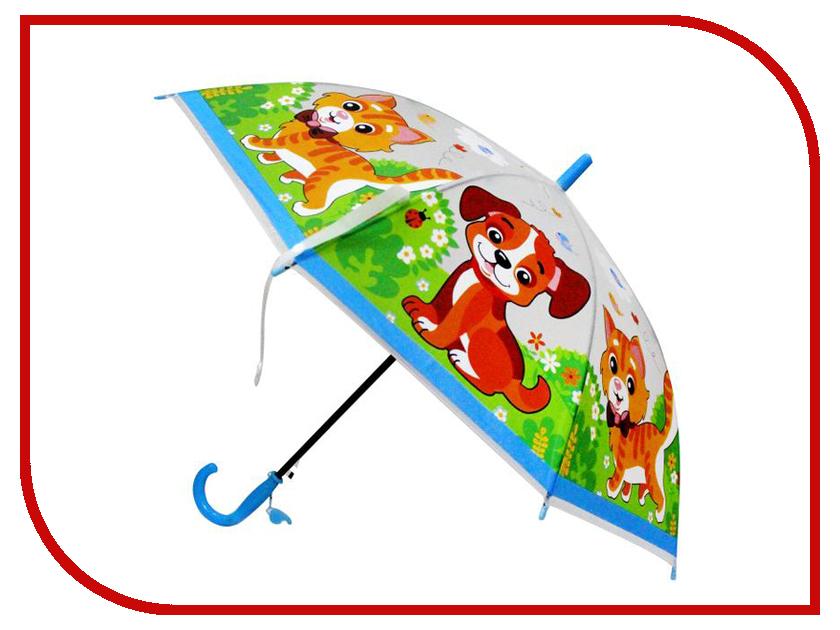 Зонт Играем вместе Домашние животные UM45T-DOM домашние животные