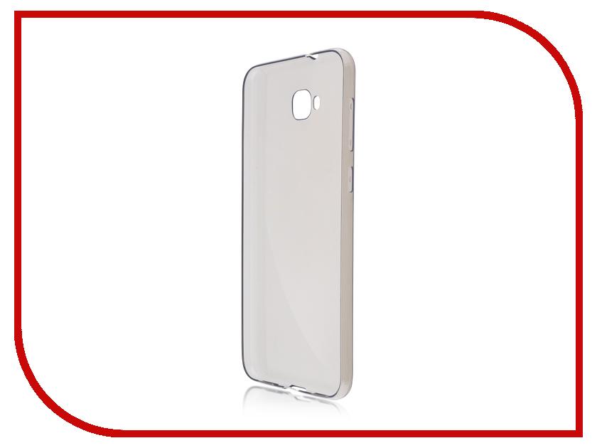 Аксессуар Чехол ASUS ZenFone 4 Selfie ZD553KL BROSCO Silicone Black AS-ZF4S-TPU-BLACK аксессуар чехол xiaomi mi6 brosco silicone black xm mi6 tpu black
