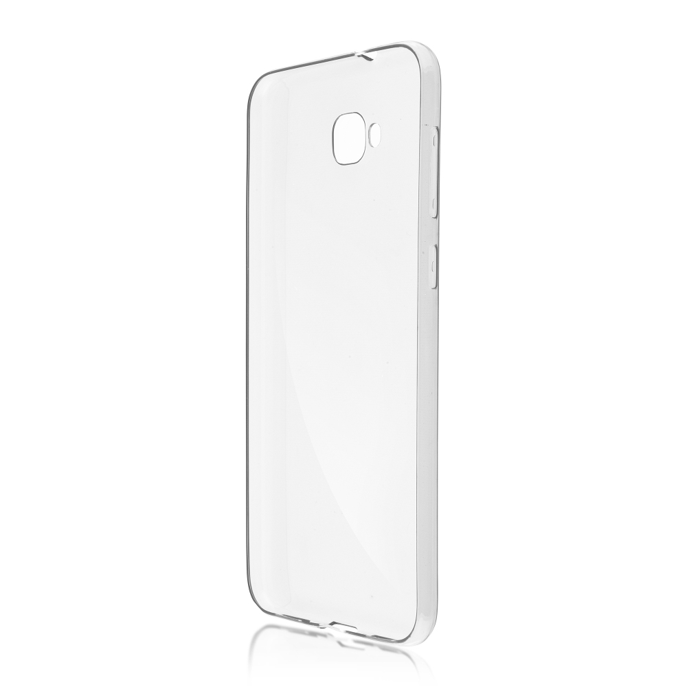 Чехол Brosco для ASUS ZenFone 4 Selfie ZD553KL Silicone Transparent AS-ZF4S-TPU-TRANSPARENT