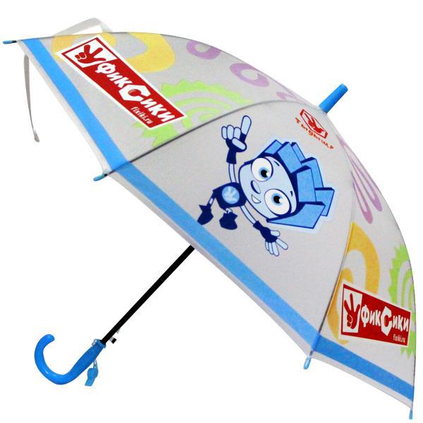Зонт Играем вместе Фиксики UM45T-FIX зонт играем вместе лисички um45 lis