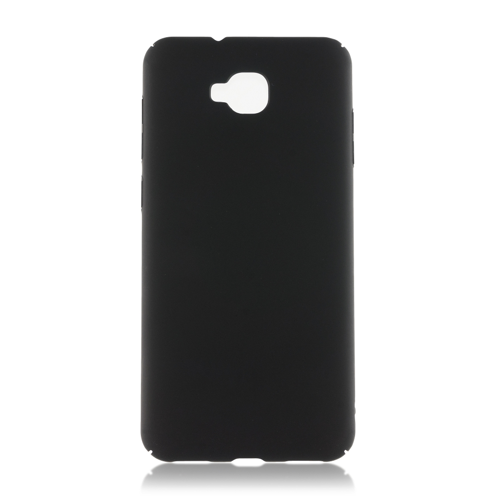 Аксессуар Чехол Brosco для ASUS ZenFone 4 Selfie ZD553L Black AS-ZF4S-4SIDE-ST-BLACK