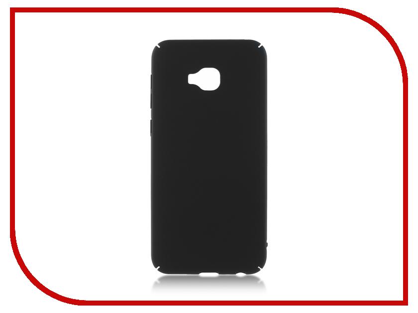 Аксессуар Чехол ASUS ZenFone 4 Selfie Pro ZD552KL BROSCO Black AS-ZF4SP-4SIDE-ST-BLACK аксессуар чехол samsung galaxy s8 plus brosco black ss s8p 4side st black