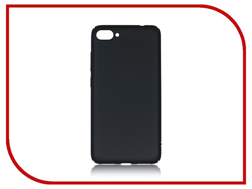 Аксессуар Чехол для ASUS ZenFone 4 Max 5.5 ZC554KL BROSCO Black AS-ZF4M5.5-4SIDE-ST-BLACK аксессуар чехол htc u ultra brosco black htc uu book black