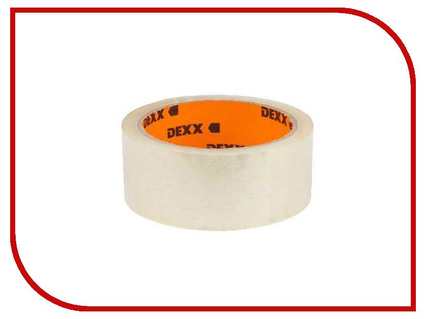 Клейкая лента для упаковки (Скотч) Dexx 12055-50-50_z01 48mm