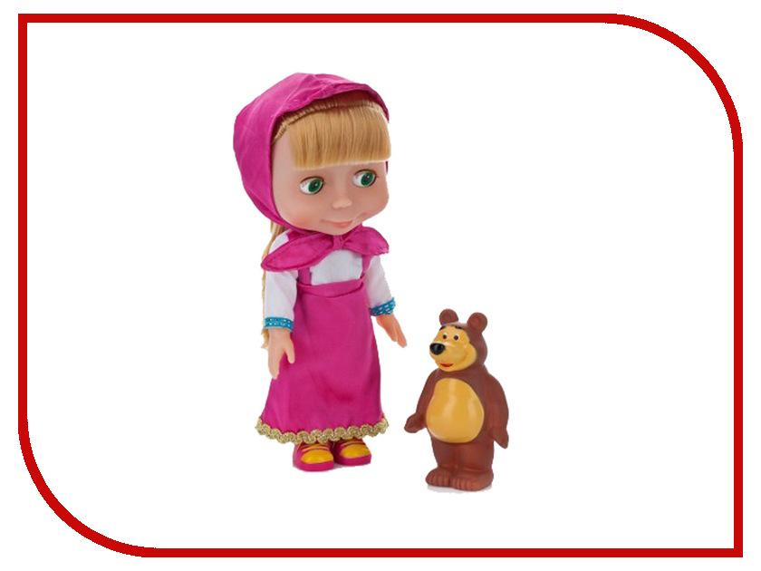 Кукла Карапуз Маша и Медведь 83034S карапуз кукла рапунцель со светящимся амулетом 37 см со звуком принцессы дисней карапуз