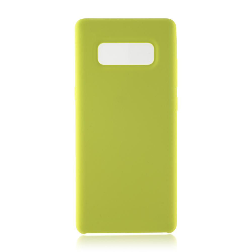 Аксессуар Чехол Brosco для Samsung Galaxy Note 8 Softrubber Light Green SS-N8-SOFTRUBBER-GREEN нурофен таб п о 200мг n8