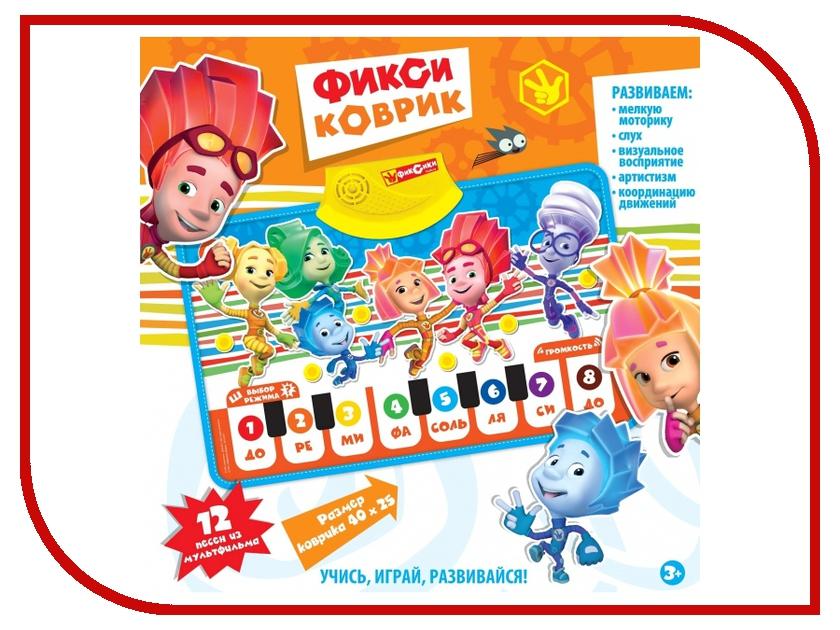 Танцевальный коврик Умка Фиксики HX05013-A-R15 250486 обучающий плакат умка азбука фиксики