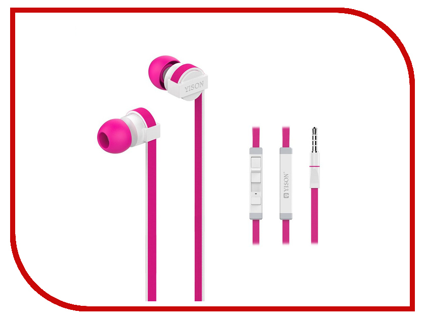 Yison CX390 Pink гарнитура yison d7 pink