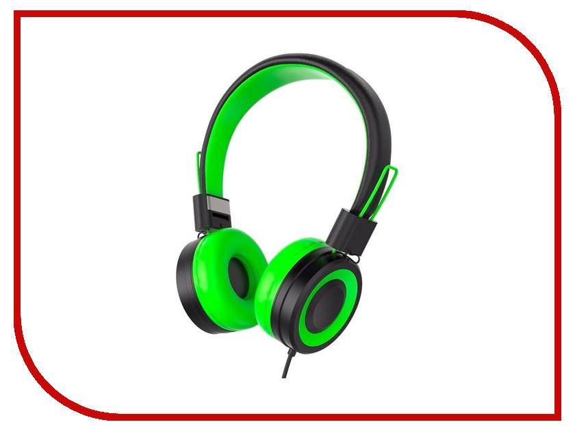 Yison HP163 Green гарнитура yison d7 black