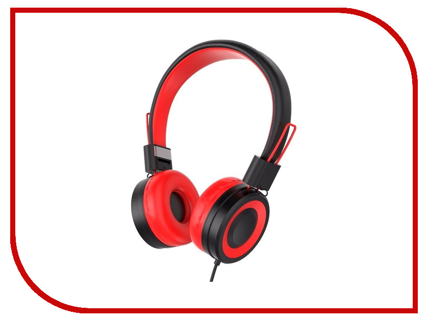 Yison HP163 Red гарнитура yison d7 pink