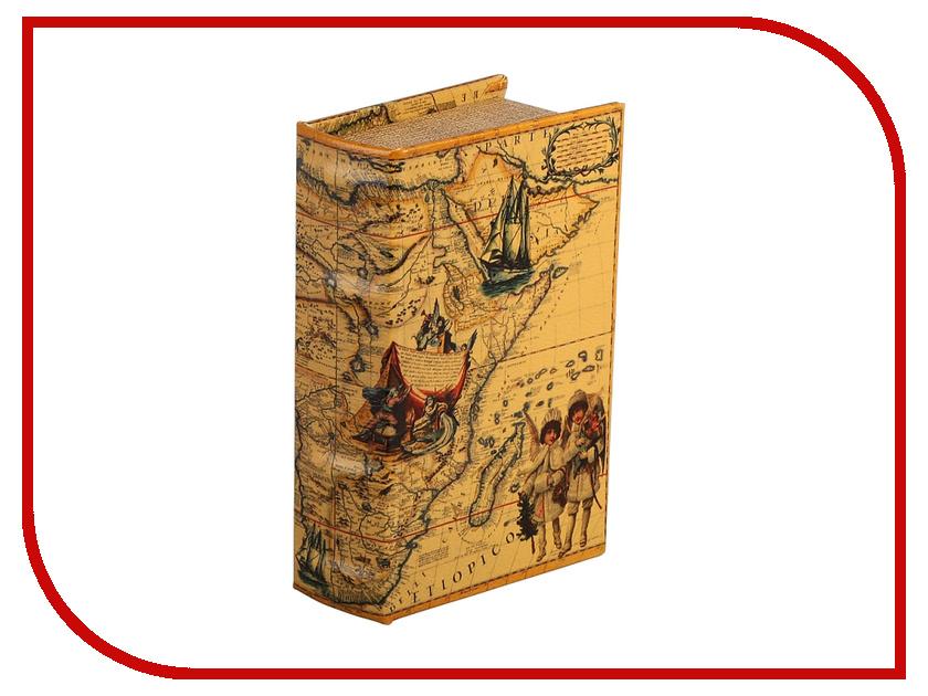 Сейф-книга Alparaisa Карта Первооткрывателей СС0023/1 сейф книга alparaisa карта мира сс0022 1