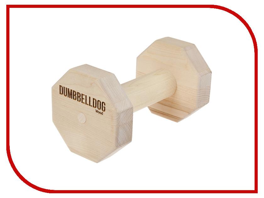 Снаряд для апортировки Doglike Dumbbelldog Wood средний