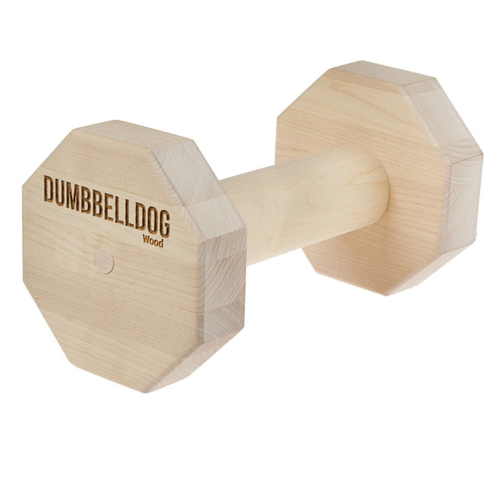 Снаряд для апортировки Doglike Dumbbelldog Wood большой